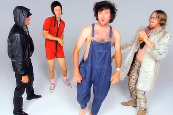 Community Post: Here's Masters Winner Bubba Watson In A Boy Band Video