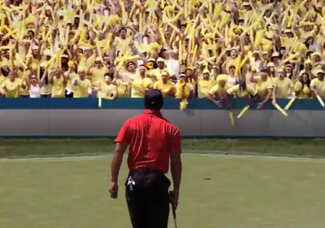 Nike Would Like To Remind You That Golf Is A Real Sport